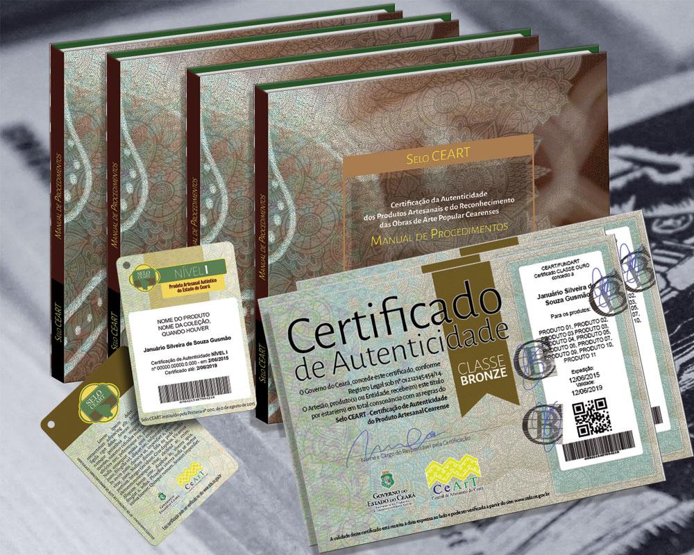 Certificação do Artesanato no Ceará