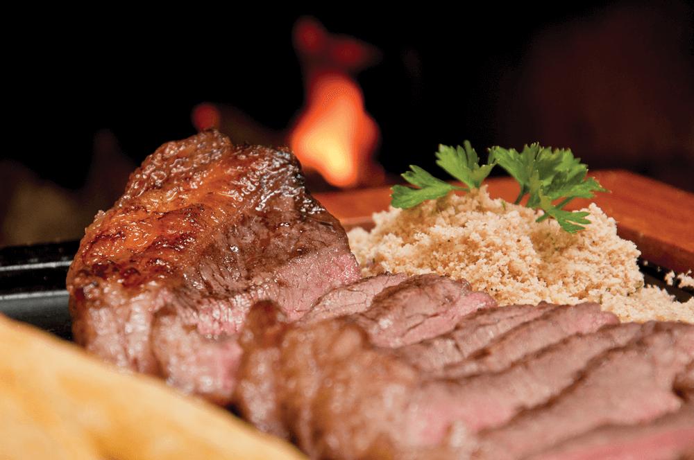 Restaurante Coreto – Flyer